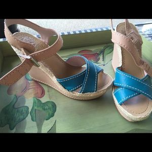 Vince Camuto wedge Sandals size 6 medium